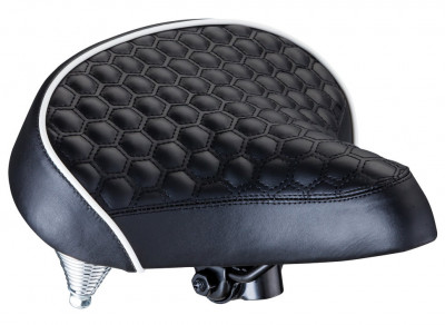 Седло для велосипеда Schwinn Soft Quilted Springer Saddle